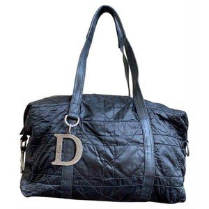 Authentic Christian Dior Vintage Cannage Bag